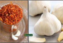 garlic-podi