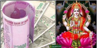 money-lakshmi
