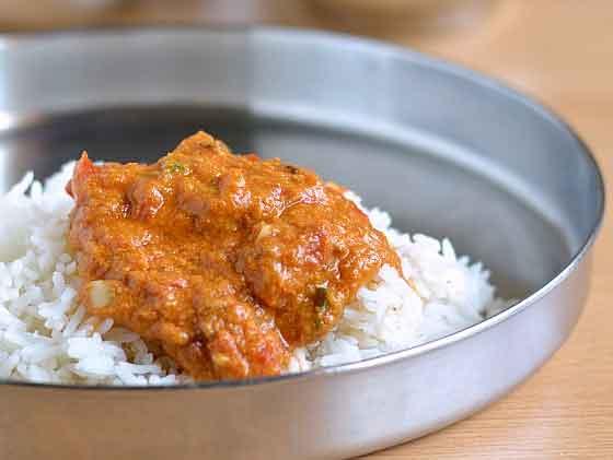 rice-with-gravy