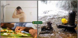 bathing-eating-nandhi-siva