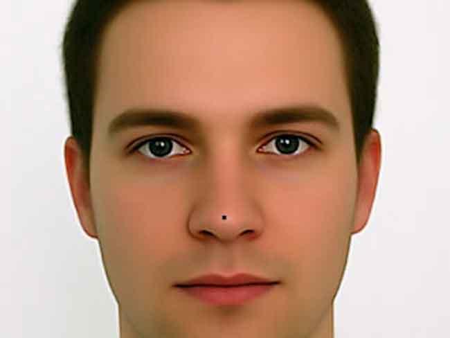 mole-on-nose