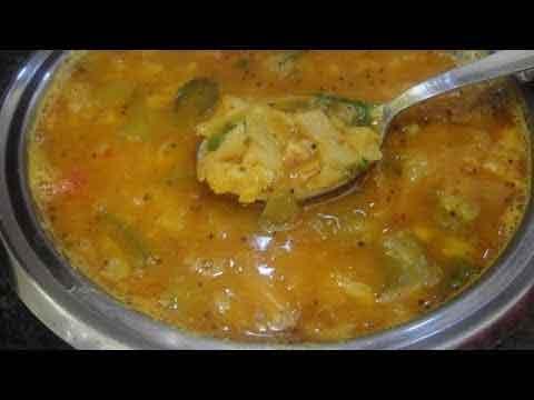 cabbage-sambar