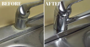 tap-cleaning