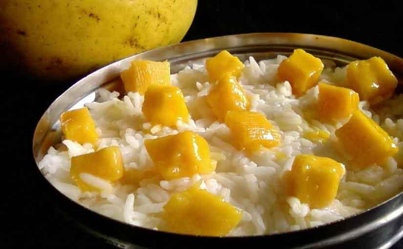 curd-with-mango