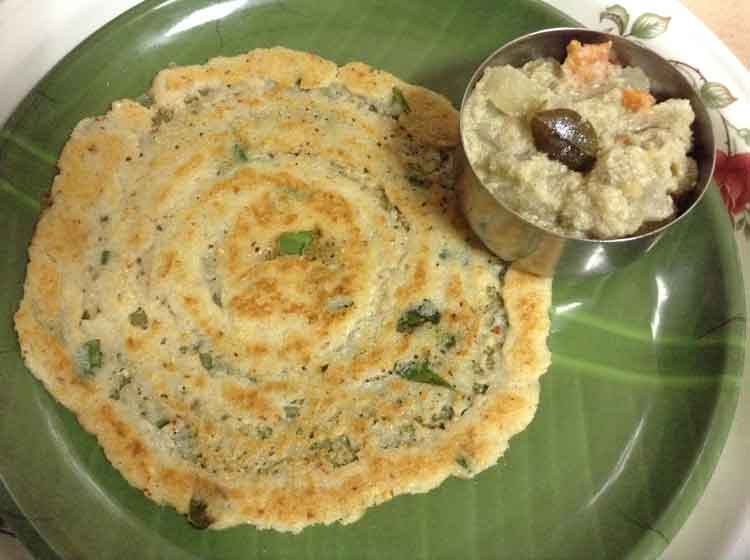 Wheat-rava-adai3