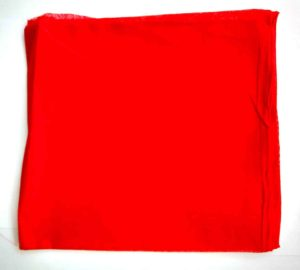 red-cloth