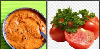 tomato-coriander-chutney