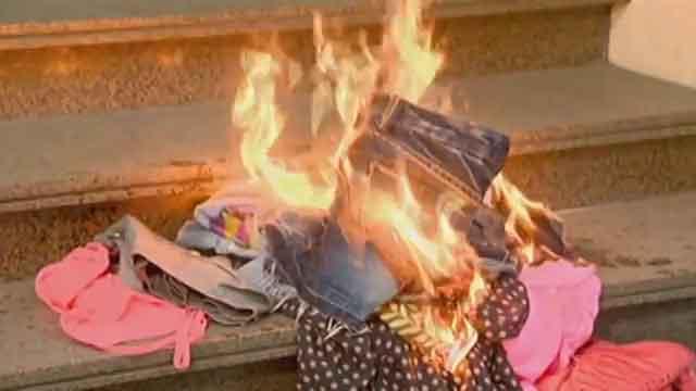 burning-clothes