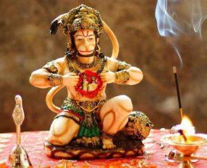 hanuman-heart