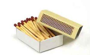 match-box