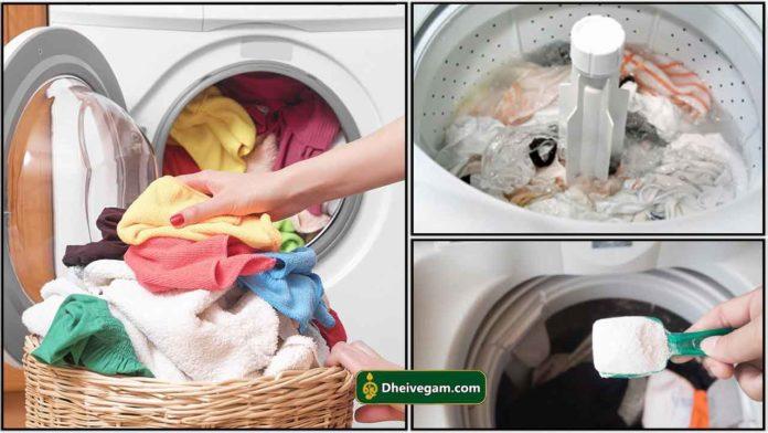 washing-mechin