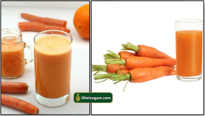 carrot-milkshake