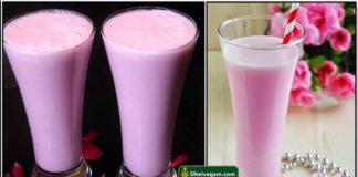 rose-milk