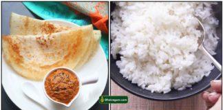 dosai-rice